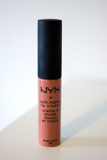 matte lip cream nyx