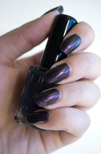 vernis purple kiko