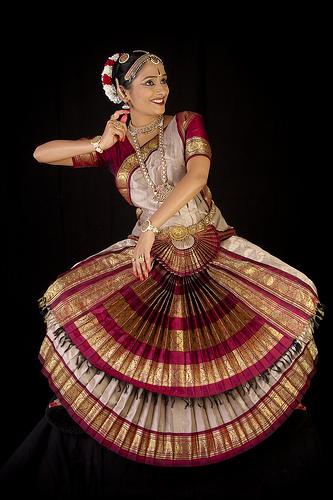 Bharatanatyam Dress Color Combinations