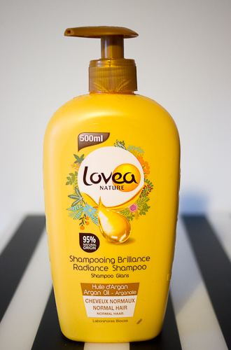 Le shampoing brillance pour cheveux normaux de lovea blood is the new black - Desherbant naturel grande surface ...