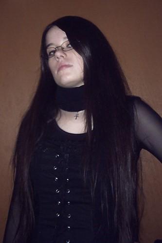 Moi à 17 ans avec mon 'maquillage de tous les jours'