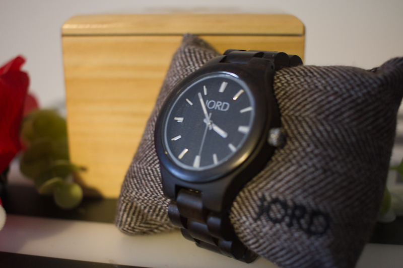 Montre Originale Cadeau : Xmas id�e cadeau une montre originale avec jord blood is the