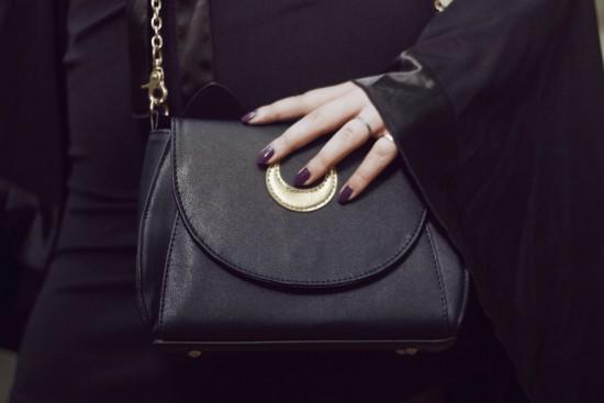 sailor moon handbag luna edition